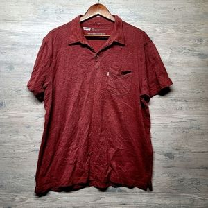 Levi's Soft Knit Polo Shirt. Perfect Condition!